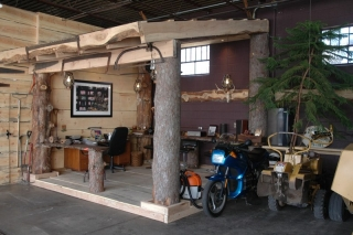 Office in our Shop