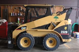 Cat Skid Steer